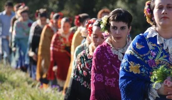 Canal Sur emite el capítulo 'Las cruces de Mayo de Almonaster la Real' de la serie 'Andalucía, Patrimonio Inmaterial'
