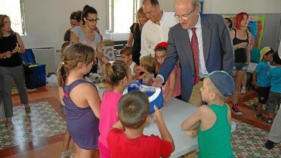 El Aula de la Naturaleza del Parque Moret de Huelva dedica unas jornadas medioambientales para toda la familia