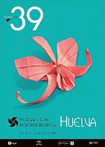 La orquídea, protagonista del cartel dedicado a Venezuela.