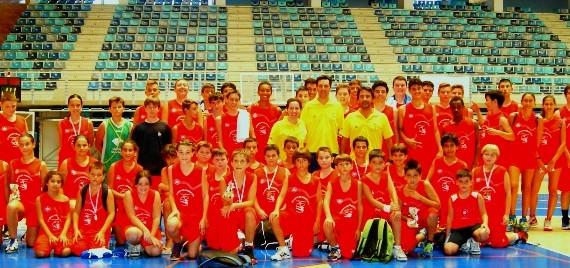 Más de 70 jóvenes han participado en el II Campus del C.D. Huelva