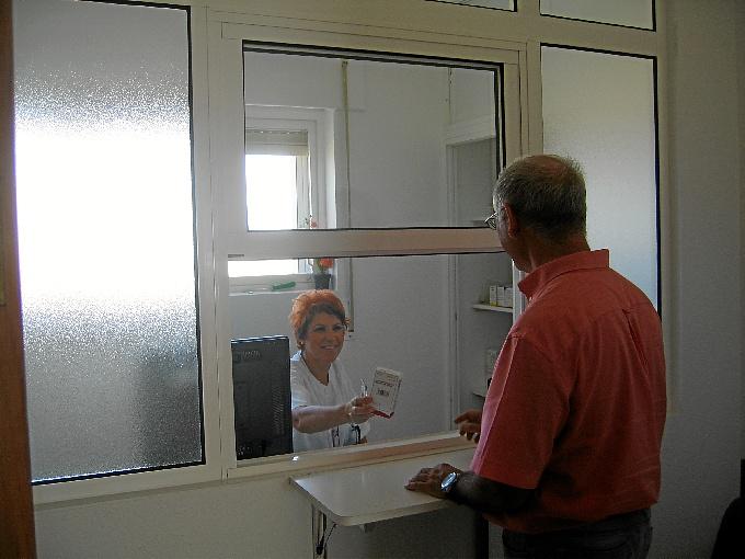 Un nuevo servicio del Hospital Infanta Elena de Huelva.