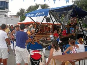Gastronomía y actividades culturales se unen en esta feria.