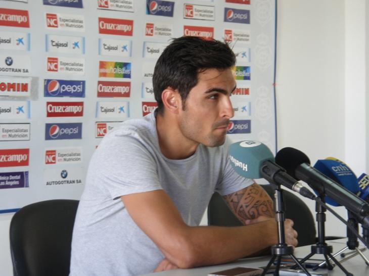 Dimas en rueda de prensa / A. Bermejo