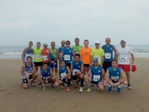 Algunos corredores del 'Corredor Completo'