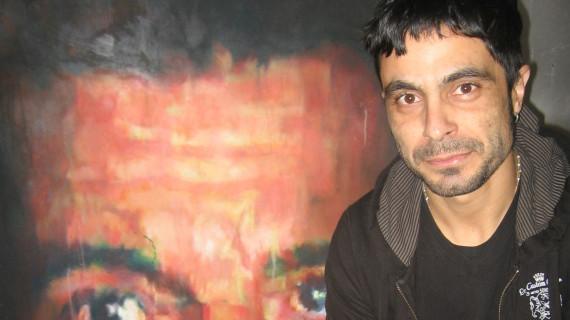 El pintor Emilio Fornieles realizará un cuadro en directo durante la actuación de Raphael en La Antilla