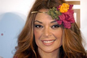 Lucía Hoyos es una cara conocida en el cine y la televisión. / Foto: albertrocapress.com.