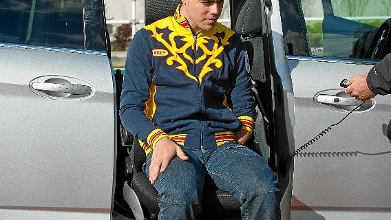 Coches a medida para personas con discapacidad