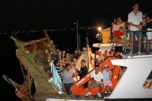 El encuentro entre Punta del Moral e Isla Cristina es ya tradicional.