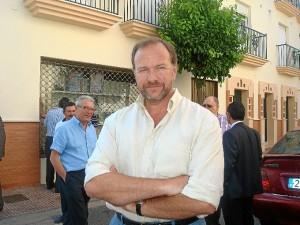 José Luis García Palacios, actual presidente de Asaja en Huelva.