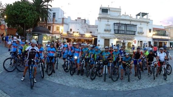 Éxito en la II Ruta Ciclista por Ayamonte