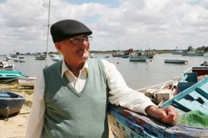 Juan Cazorla García será el marinero homenajeado en este 2013.
