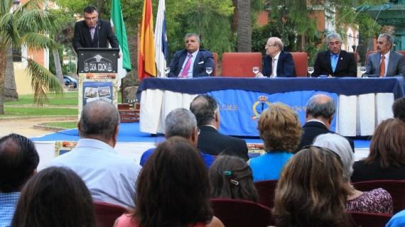 Vieira ensalza la Semana Náutica Colombina y su estrecha relación con Huelva