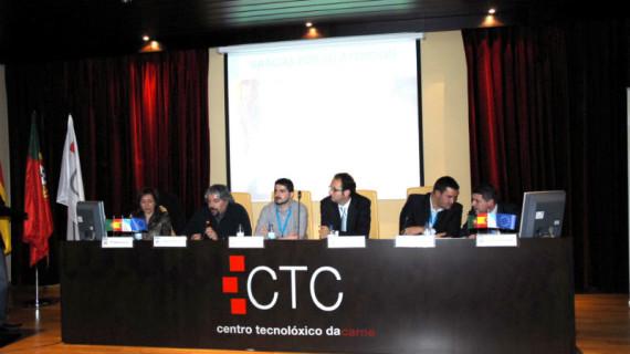 El Teica de Cortegana impulsa una alianza de centros tecnológicos cárnicos del sur de Europa
