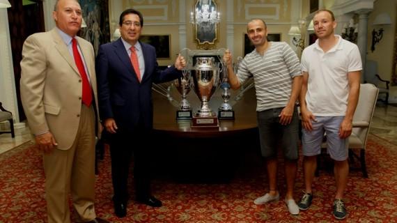 El Club Deportivo de Sordos de Huelva sigue su andadura recabando apoyos