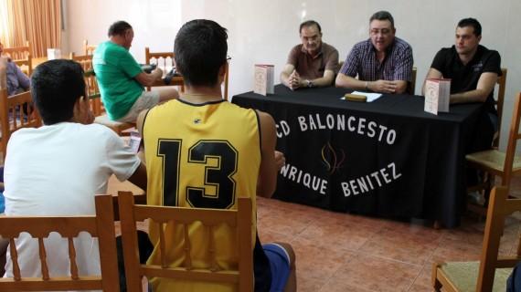 El Enrique Benítez jugará en Liga EBA con el nombre de 'Por Huelva'