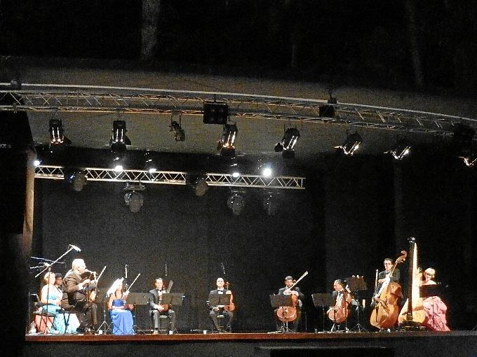 El grupo Arcos de Buenos Aires actuará en Punta Umbría.