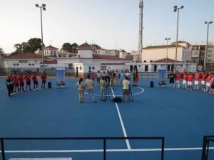 nuevas instalaciones Ayamonte