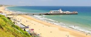 Playa de Bournemouth Pier