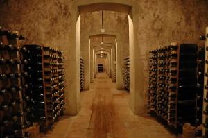 Bodega de vino situada en la ruta de Huelva. / Foto: sobrehuelva.com.