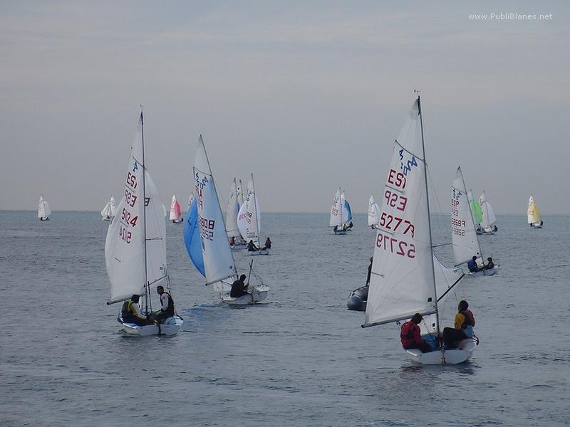 El 420 del RCMTPU triunfó en aguas malagueñas.