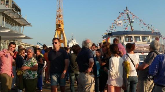El itinerario de la canoa de Punta Umbría obtiene la declaración de Interés Turístico de Andalucía