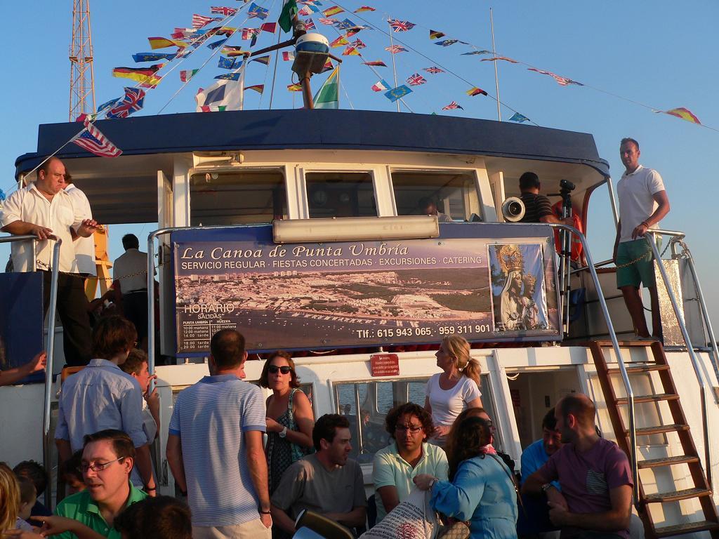 La Canoa de Punta Umbría, un clásico en la oferta de la UNIA.