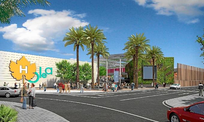 Nuevas ofertas de empleo incrementan las consultas para trabajar en el Centro Comercial de Holea en Huelva