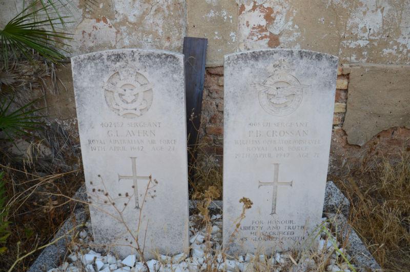 Al final se construyó anexo al cementerio católico, ocupando una superficie de 3.650 m2, con entrada independiente al católico.