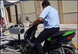 ITV para ciclomotores. / Foto: infopalancia.com.