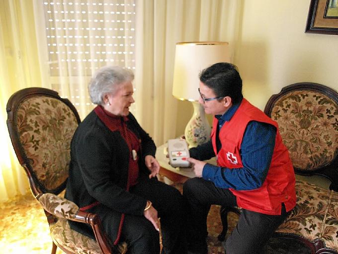De la recaudación del Sorteo depende la supervivencia de muchos programas de Cruz Roja.