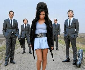 Dina & The Holy Band.