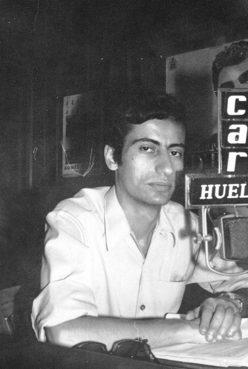Enrique García Izquierdo dedicó más de cuarenta años de su vida a la radio.