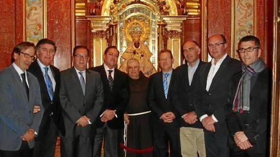 Francisco Peinado, vicepresidente de la nueva Asociación Farmacéutica 'Ruta de la Plata'