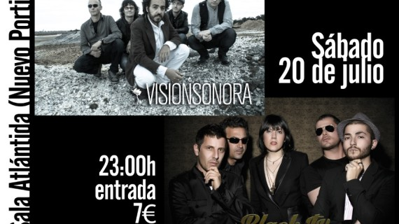 Black TV y Visión Sonora llevan su rock a Nuevo Portil