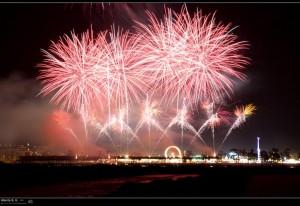 Huelva vive un año sus Fiestas Colombinas. / Foto: andaluciasolohayuna.com.