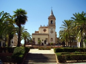 Iglesia de San Pedro de Huelva. / Foto: minube.com.