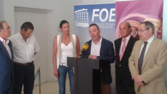 Inaugurada la nueva sede de los empresarios de Valverde