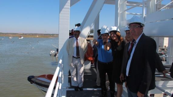 La Estación de Botes de Isla Cristina, referente nacional en formación de profesionales en emergencias en el mar