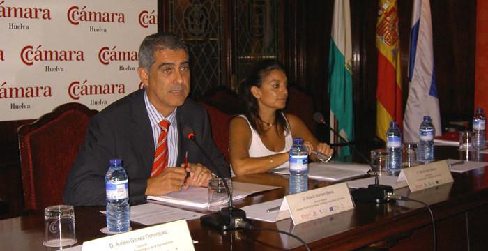 La Cámara de Comercio de Huelva aborda en unas jornadas la importancia de la innovación en la industria agroalimentaria