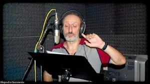Gil ha prestado su voz a personajes actores y personajes animados. / Foto: www.facebook.com