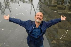 Gil espera que el público pase un buen rato con la obra el viernes. / Foto: www.facebook.com