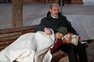 Una escena del corto que Gil ha dirigido, 'Entre cajones'. / Foto: www.facebook.com