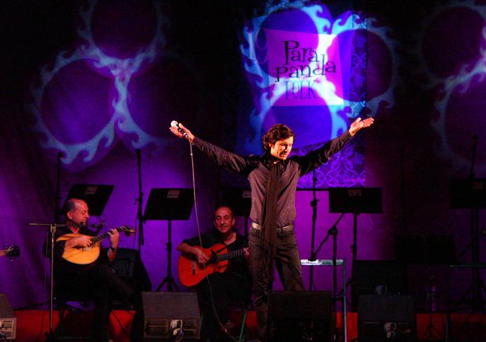 La actuación de Juan Santamaría será en el Teatro del Mar.