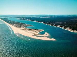 Nueva normativa que afecta al litoral onubense. / Foto: ctmalagunas.blogspot.com.