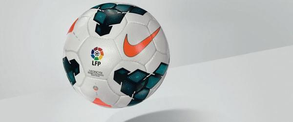 Nuevo balón Nike para la Liga
