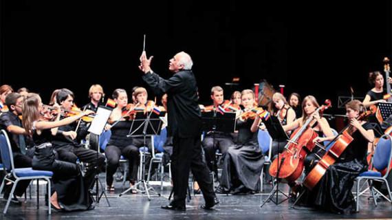 El Teatro de Valverde del Camino acoge el 18 de julio la actuación de la Orquesta Joven Hispano-Rusa