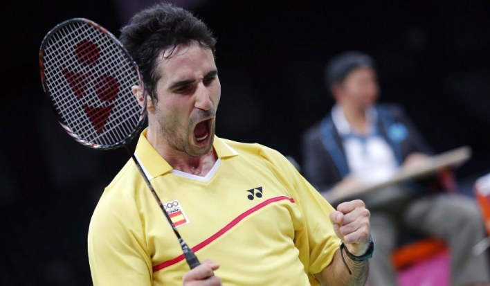 Pablo Abián, muy brillante en Río de Janeiro, ya está en la final del Open de Brasil.