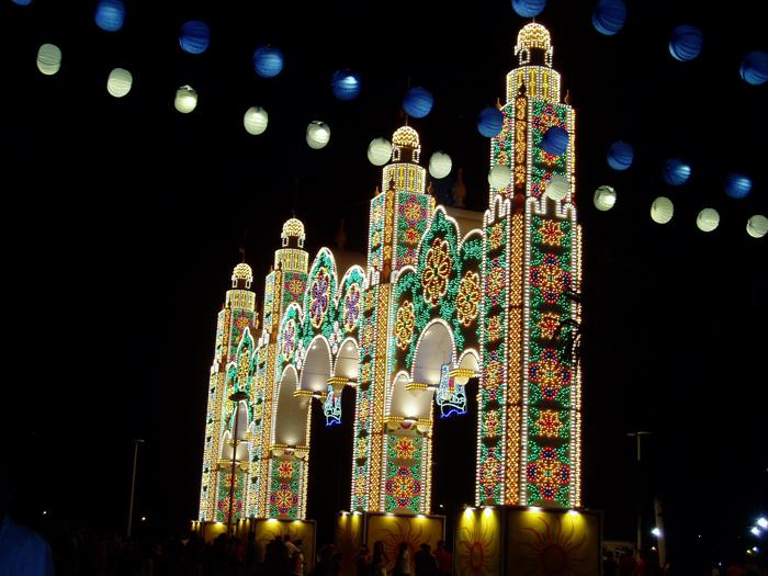Las Fiestas Colombinas se extenderán hasta el día 4.