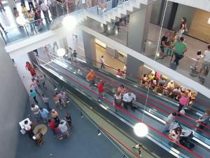 Centro comercial 'Galeón' de Punta Umbría.