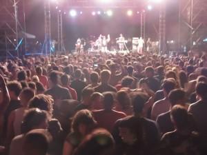 El festival ha sido todo un éxito de público.